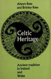 Cover of: Celtic heritage by Alwyn D. Rees
