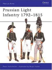 Prussian Light Infantry 1792-1815 PDF