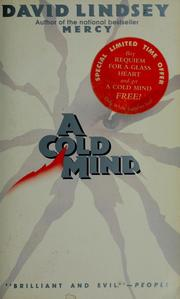 Cover of: A cold mind by David L. Lindsey