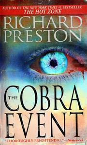 Cover of: The cobra event by Preston, Richard