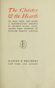Cover of: The cloister & the hearth by Reade, Charles