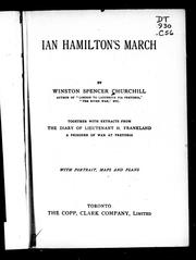 Ian Hamilton's march by Winston Churchill