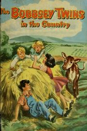 The Bobbsey Twins in the Country by Laura Lee Hope