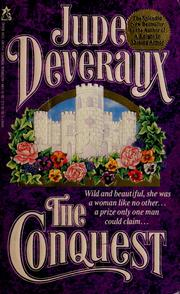 Cover of: The conquest by Jude Deveraux