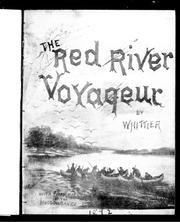 The Red River voyageur by John Greenleaf Whittier