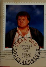 Cover of: Dear Dad by Louie Anderson
