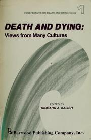 Death and dying by