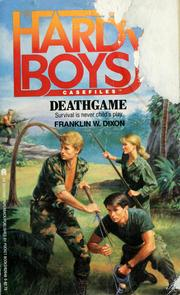 Deathgame by Franklin W. Dixon