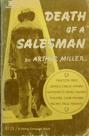 Cover of: Death of a salesman by Miller, Arthur