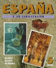 España y su civilización by Francisco Ugarte
