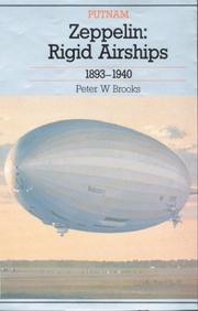 Zeppelin by Peter W. Brooks