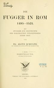 Fugger in Rom, 1495-1523.