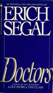 Cover of: Doctors by Erich Segal