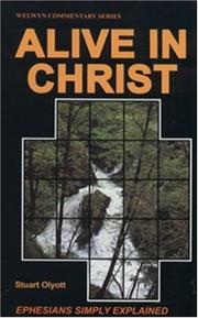 Alive in Christ (Ephesians) PDF
