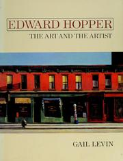 Edward Hopper by Edward Hopper