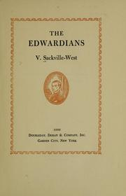 Cover of: The Edwardians by Vita Sackville-West