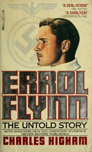 Cover of: Errol Flynn by Charles Higham