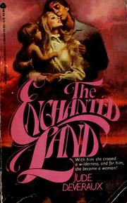 Cover of: The enchanted land by Jude Deveraux