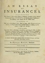 essay on insurance