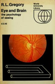 Eye and Brain, R.L. Gregory