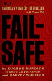 Cover of: Fail-safe by Eugene Burdick