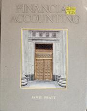 Cover of: Financial accounting by Jamie Pratt