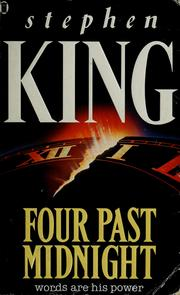 Cover of: Four past midnight by Stephen King