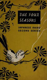 Cover of: The Four seasons by
