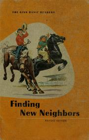Cover of: Finding new neighbors by David Harris Russell