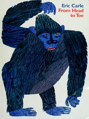 Cover of: From head to toe | Eric Carle