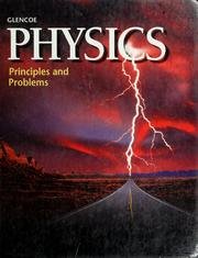 Glencoe physics by Paul W. Zitzewitz