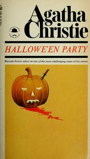 Cover of: Hallowe'en party by Agatha Christie