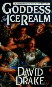 Cover of: Goddess of the ice realm by David Drake