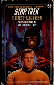 Ghost-walker by Barbara Hambly