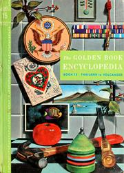 Cover of: The golden book encyclopedia by Parker, Bertha Morris