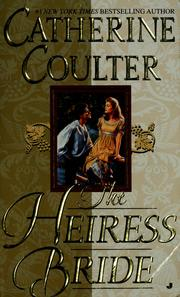 Cover of: The heiress bride by Catherine Coulter