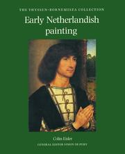 Early Netherlandish painting by Colin T. Eisler