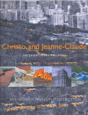 Christo and Jeanne-Claude by Dieter Ronte