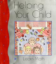 Helping your child learn math by Patsy F. Kanter