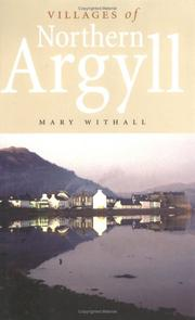 Villages of northern Argyll by Mary Withall