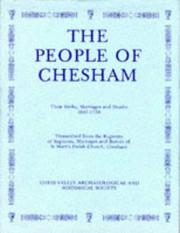 The People of Chesham by St Mary&#39;s Parish Church (Chesham, England)