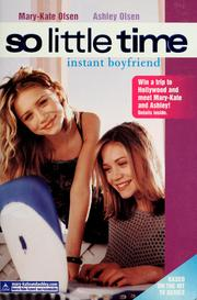 Instant boyfriend by Megan Stine