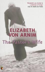 The pastor's wife by Elizabeth