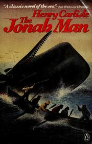 Cover of: The Jonah man by Henry Carlisle