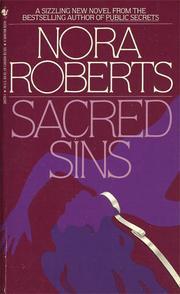 Sacred sins PDF