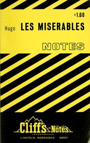 Cover of: Les Miserables by George Klin