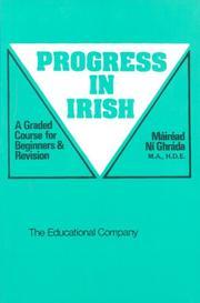 Progress in Irish PDF