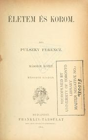 letem s korom by Pulszky, Ferencz Aurelius