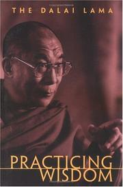 Practicing Wisdom by 14th Dalai Lama