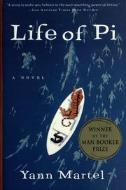 Cover of: Life of Pi by Yann Martel